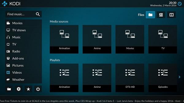 Kodi Windows PC